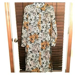HM Conscious Lightweight Floral Full Length